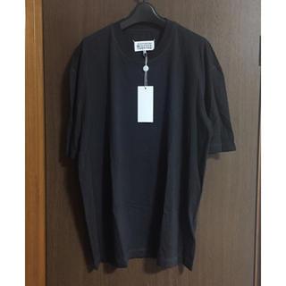マルタンマルジェラ(Maison Martin Margiela)の20AW新品46 メゾン マルジェラ Memory of Tシャツ 黒 ブラック(Tシャツ/カットソー(半袖/袖なし))