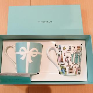 Tiffany & Co. - 新品未使用 ティファニー マグカップ