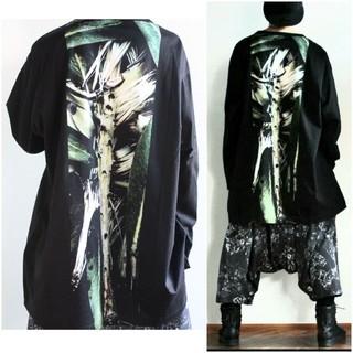 ヨウジヤマモト(Yohji Yamamoto)のレア Ground Y × NICOLAI BERGMANN カットソー(Tシャツ/カットソー(七分/長袖))