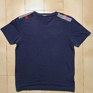 ブラックレーベルクレストブリッジ(BLACK LABEL CRESTBRIDGE)の【Gee様専用】クレストブリッジ Tシャツ M ネイビー(Tシャツ/カットソー(半袖/袖なし))