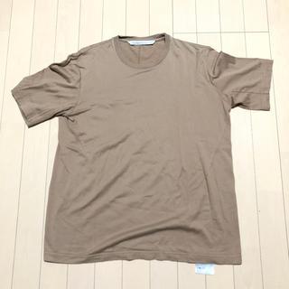 ジョンローレンスサリバン(JOHN LAWRENCE SULLIVAN)のジョンローレンスサリバン 無地Tシャツ ベージュ(Tシャツ/カットソー(半袖/袖なし))