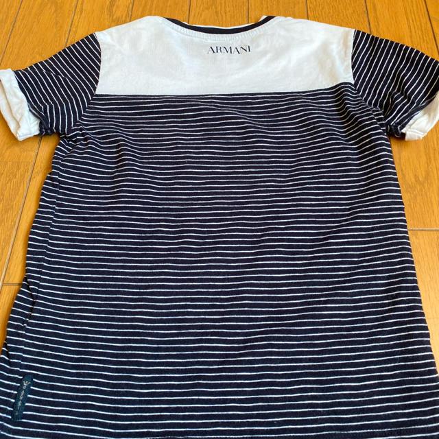 ARMANI JUNIOR(アルマーニ ジュニア)のアルマーニジュニア キッズ/ベビー/マタニティのキッズ服男の子用(90cm~)(Tシャツ/カットソー)の商品写真