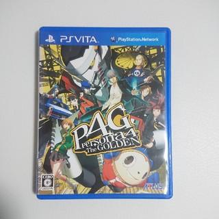 PlayStation Vita - ペルソナ4 ザ ゴールデン Vita
