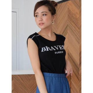 リゼクシー(RESEXXY)の新品 ロゴT(Tシャツ(半袖/袖なし))