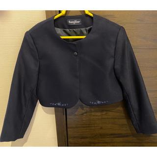 ファミリア(familiar)のお受験ファミリアジャケット125センチ(ドレス/フォーマル)