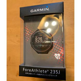 ガーミン(GARMIN)の美品★ForeAthlete 235 (トレーニング用品)