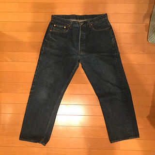 Levi's - Levi's 501xx 66後期 赤耳 red line vintage