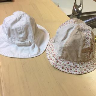 PETIT BATEAU - 帽子 赤ちゃん 女の子