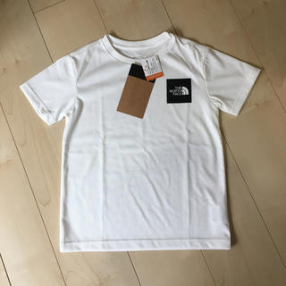 新品 ノースフェイス キッズ Tシャツ
