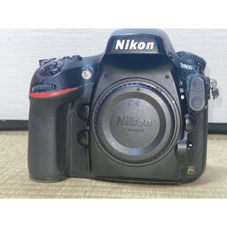 ニコン(Nikon)の【19713回】Nikon D800 ボディ 本体(デジタル一眼)