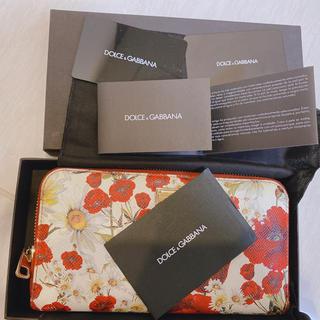 ドルチェアンドガッバーナ(DOLCE&GABBANA)のドルガバ 財布(財布)