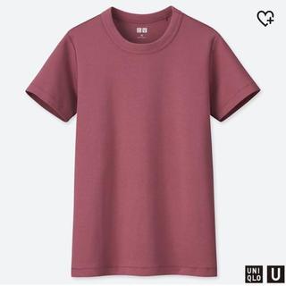 ユニクロ(UNIQLO)のUNIQLO U ユニクロユー クルーネックT(Tシャツ(半袖/袖なし))