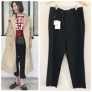 L'Appartement DEUXIEME CLASSE - no.77  【新品タグ付き】アパルトモン 18SS Tapered Pants