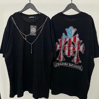 クロムハーツ(Chrome Hearts)の⭐️期間限定価格⭐️ Chrome HeartsTシャツ男女兼用(Tシャツ/カットソー(半袖/袖なし))