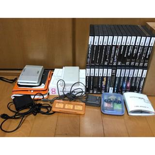 ニンテンドウ(任天堂)の任天堂 DS DS Lite カセット32本セット❗️(携帯用ゲーム機本体)