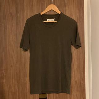 マルタンマルジェラ(Maison Martin Margiela)のmaison margiela 16ssクルーネックTシャツ(Tシャツ/カットソー(半袖/袖なし))
