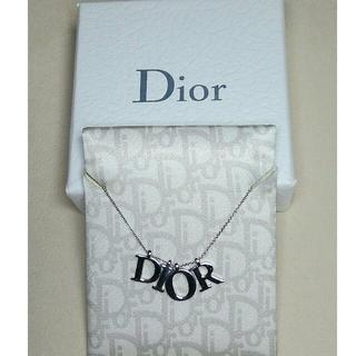 Christian Dior - クリスチャン・ディオール★DIORロゴネックレス
