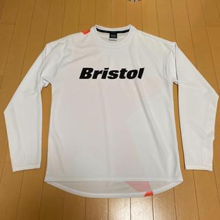 エフシーアールビー(F.C.R.B.)のF.C.Real Bristol ロンT ゲームシャツ ブリストル  FCRB(Tシャツ/カットソー(七分/長袖))
