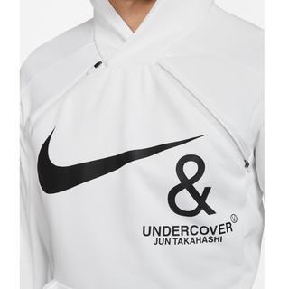 アンダーカバー(UNDERCOVER)のnike undercover アンダーカバー パーカー M    新品(パーカー)