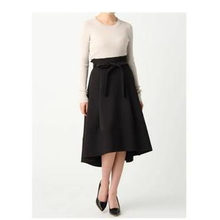 ラグナムーン(LagunaMoon)の新品未使用 美品 ラグナムーン  スカート(ひざ丈スカート)