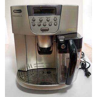 デロンギ(DeLonghi)のDeLonghi ESAM1500DK 全自動コーヒーマシン(エスプレッソマシン)