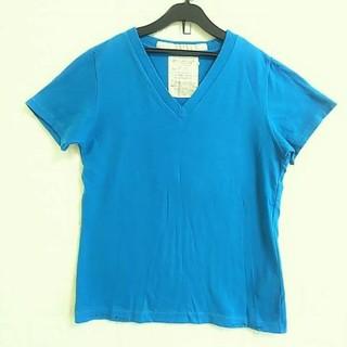 ゴートゥーハリウッド(GO TO HOLLYWOOD)のゴートゥーハリウッド シルクネップVネックTシャツ (150)(Tシャツ/カットソー)