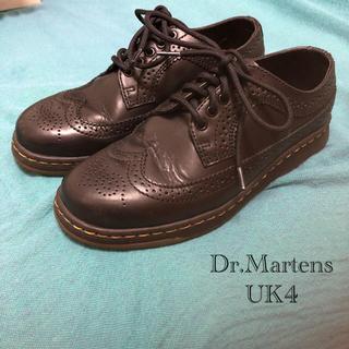 ドクターマーチン(Dr.Martens)のDr.Martens UK4(ローファー/革靴)