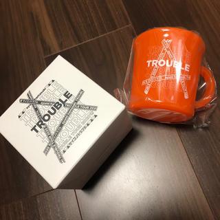 即購入可能♡浜崎あゆみ 近畿 オレンジ 地域限定マグカップ(ミュージシャン)