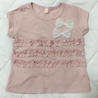 ニシマツヤ(西松屋)のTシャツ 西松屋 80 美品(Tシャツ)