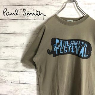 Paul Smith - 【大人気】ポールスミスジーンズ☆ビッグロゴ ロゴタグ 半袖Tシャツ
