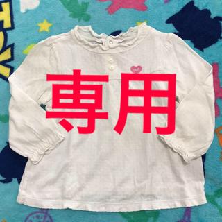 ミキハウス(mikihouse)のミキハウス トップス 90(Tシャツ/カットソー)