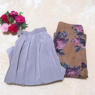 グレイル(GRL)のスカートセット(ひざ丈スカート)