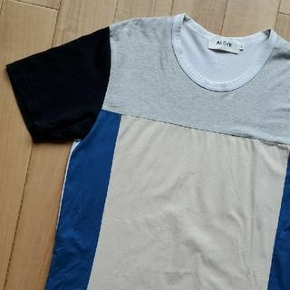 アロイ(ALOYE)のALOYE アロイ Tシャツ MADE IN JAPAN(Tシャツ/カットソー(半袖/袖なし))