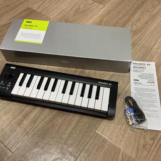 コルグ(KORG)のKORG  microKEY air  25鍵(MIDIコントローラー)
