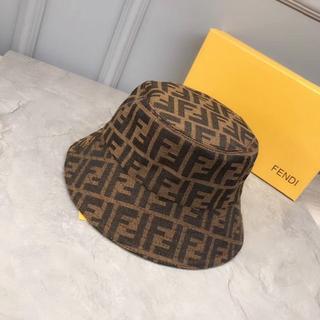 フェンディ(FENDI)のFENDI 帽子 メンズ レディース  (ハット)