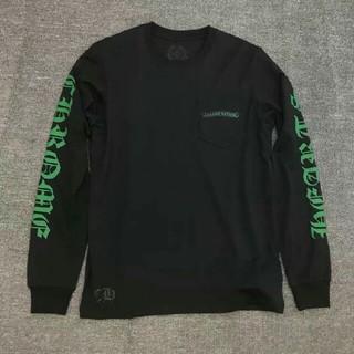 クロムハーツ(Chrome Hearts)の新品 クロムハーツ  tシャツ(Tシャツ/カットソー(七分/長袖))