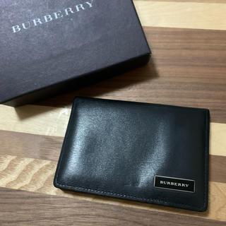 バーバリー(BURBERRY)のBurberry*カードケース(名刺入れ/定期入れ)