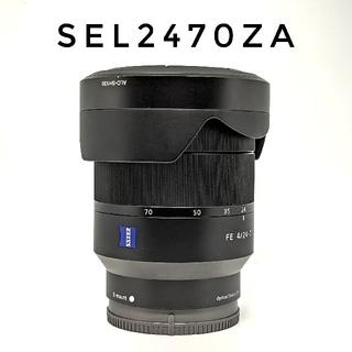 SONY - 保証有 FE 24-70mm F4 ZA SEL2470Z