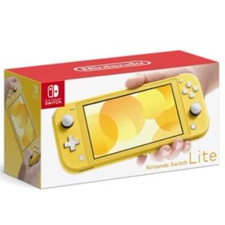 任天堂 - Switch  LITE イエロー 新品 スイッチライト