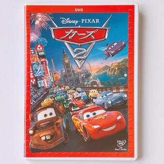 ディズニー(Disney)のカーズ2 DVD ケース付き! 美品 ディズニー Disney ピクサー アニメ(アニメ)