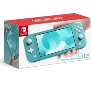 任天堂 - Switch  LITE ターコイズ 新品 スイッチライト