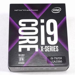 【美品】Core i9-7920X 箱あり