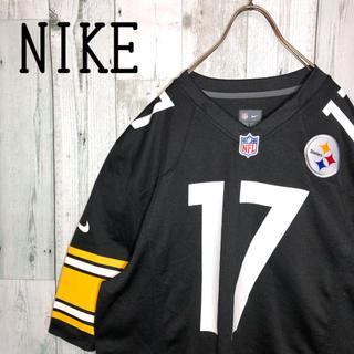 ナイキ(NIKE)のNFL ナイキ ラガーシャツ ゲームシャツ マイク・ウォレス フットボール (アメリカンフットボール)