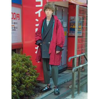 kolor - 20ss Kolor double denim jacket デニム ジャケット