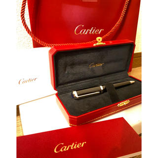 Cartier - カルティエ サントス-デュモン コンポジット ボールペン