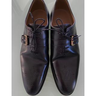 ルイヴィトン(LOUIS VUITTON)のルイ・ヴィトン 革靴(Black)(ドレス/ビジネス)