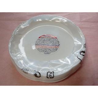ヤマザキセイパン(山崎製パン)の山崎製パン 春のパン祭り2019 花型白皿6枚セット【新品】(食器)