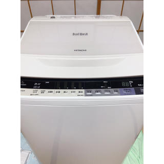 日立 - 全自動洗濯機 エディオンオリジナル ビートウォッシュ