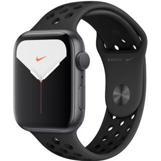 アップルウォッチ(Apple Watch)のApple Watch Nike Series 5(GPSモデル)44mm(腕時計(デジタル))