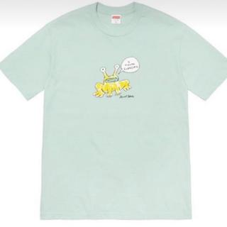 シュプリーム(Supreme)のSupreme Daniel Johnston Frog Tee  【M】(Tシャツ/カットソー(半袖/袖なし))